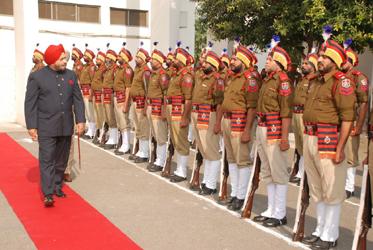 General J J Singh