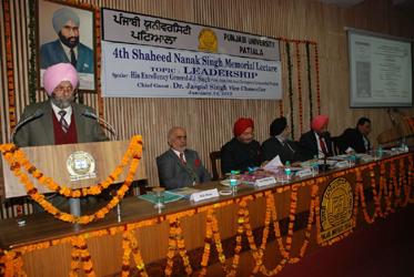 Prof. Baltej Singh Mann