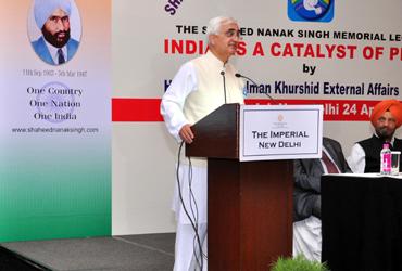 Hon. Shri Salman Khurshid
