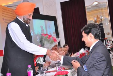 Minister Tarlochan Singh